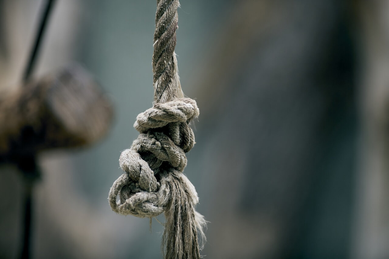 Knoten lösen
